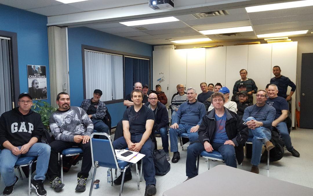 Syndicat des travailleuses et travailleurs de Eka – CSN – Renouvellement du contrat de travail