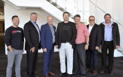 3e congrès de la FIM – Nouveau comité exécutif