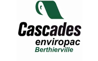 Adoption de l'entente de principe chez Cascades Enviropac