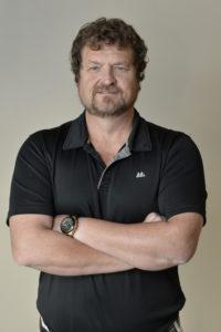 Louis Bégin, président FIM